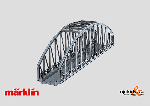 Marklin 74636 - Arched Bridge (for C-Track) in H0 Scale