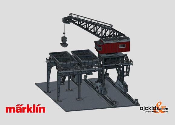 Marklin 76510 - Large Coaling Station