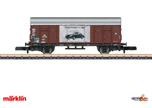 Marklin 80030 - Z Gauge Museum Car for 2019