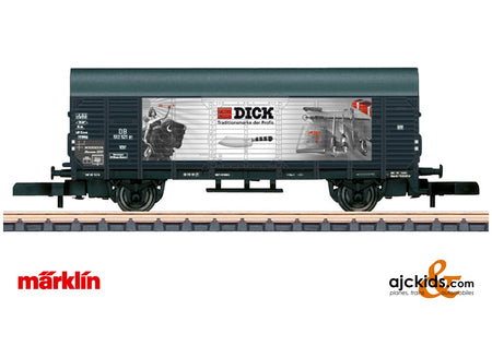 Marklin 80032 - Z Gauge Museum Car for 2021