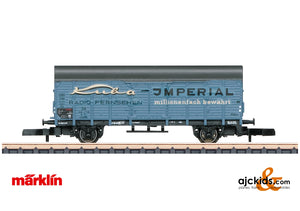 Marklin 80330 - Z Gauge Insider Annual Car for 2020