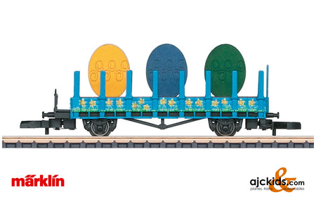 Marklin 80421 - Easter Car for Z Gauge in 2021