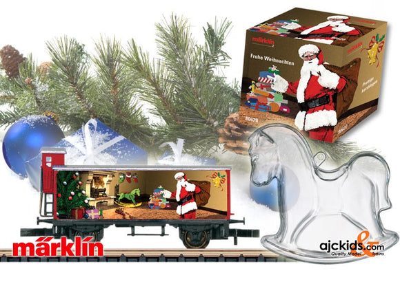 Marklin 80620 - Z Christmas Car for 2010