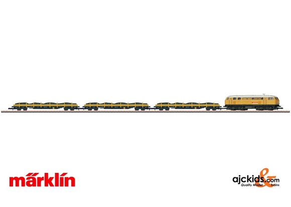 Marklin 81071 - Track Maintenance Train Set