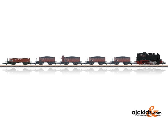 Marklin 81352 - Coal Transport train - Steam Locomotive and 5 Cars (Insider 2016)