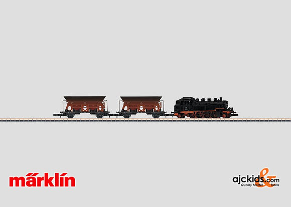 Marklin 81379 - Coal Transport Train Set