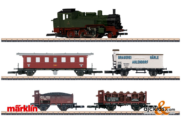 Marklin 81390 - 175 Years of Railroading in Württemberg Train Set