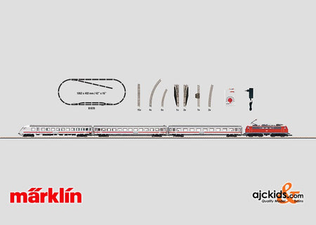 Marklin 81870 - Intercity passenger train starter set