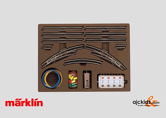 Marklin 8193 - Station track set T2