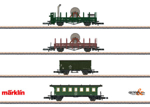 Marklin 82101 - High Tension Current Train Car Set