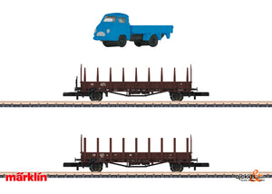 Marklin 82132 - Type Rmms 33 Stake Car Set