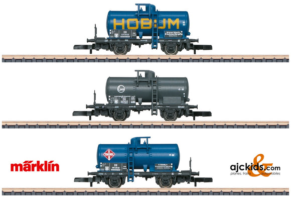 Marklin 82326 - Tank Car Set