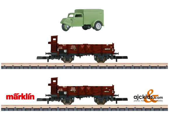 Marklin 82327 - Type O 10 Freight Car Set