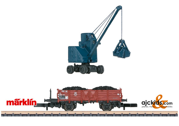 Marklin 82337 - Coal Loading Theme Set