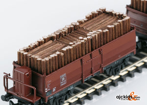 Marklin 86238 - Wood Load Freight 4-Car Set