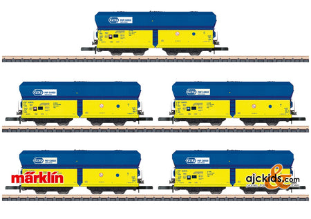 Marklin 86311 - Coal Traffic Freight Car Set