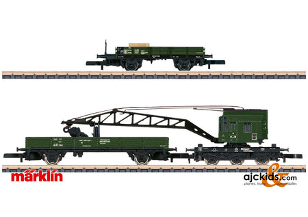 Marklin 86572 - Track Laying Add-On Set