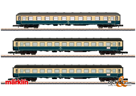 Marklin 87211 - Compartment Car Passenger Car Set