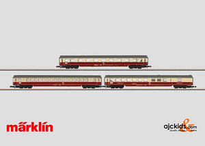 Marklin 87281 - IC Car Set, 1st Class