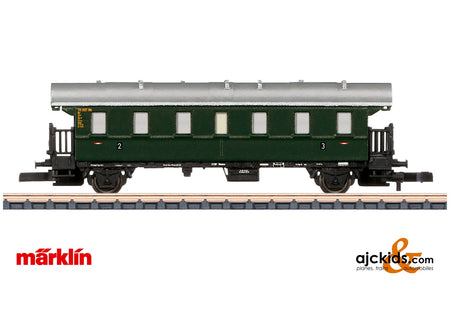 "Marklin 87501 - Donnerbüchse / ""Thunder Box"" Standard Design Passenger Car"