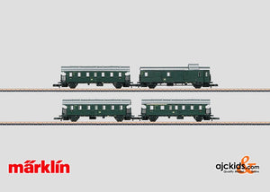 Marklin 87509 - Passenger Car Set Insider 2014