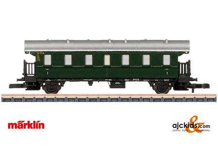 "Marklin 87511 - Donnerbüchse / ""Thunder Box"" Standard Design Passenger Car"