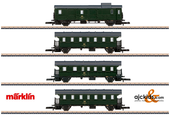 Marklin 87513 - Passenger Car Set