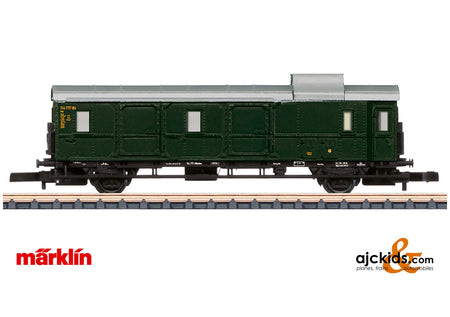 "Marklin 87521 - Donnerbüchse / ""Thunder Box"" Standard Design Bagge Car"