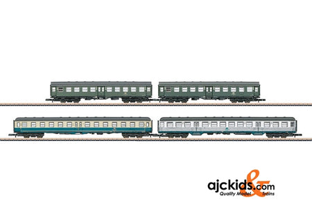 "Marklin 87549 - DB ""Heckeneilzug"" / Backwoods Limited Stop Train Set"