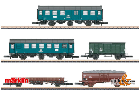 Marklin 87761 - Railroad Maintenance Car Set