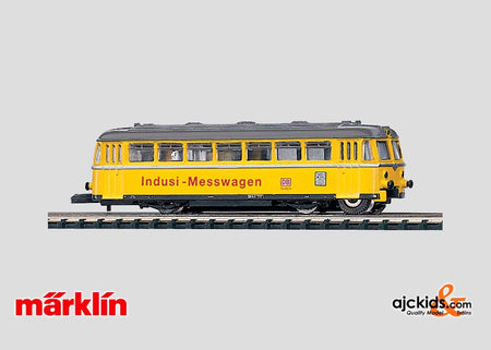 Marklin 88021 - Track Cleaning Rail Car