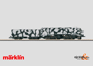 Marklin 88055 - DRG cl 53 Steam Locomotive with winter camouflage