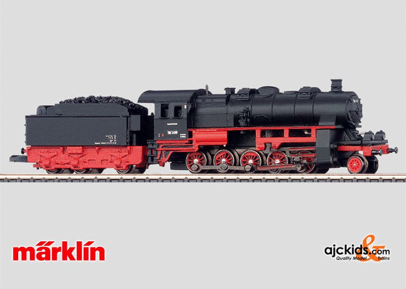 Marklin 88121 - Steam Locomotive with Tender BR 58