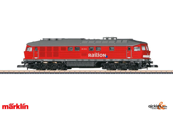 Marklin 88135 - Class 232 Heavy Diesel Locomotive