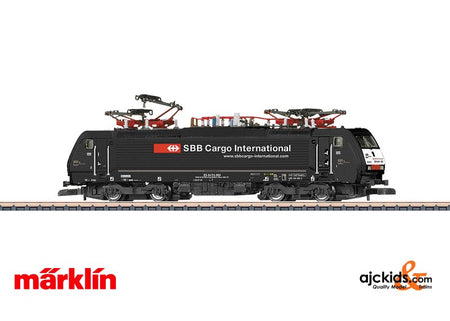 Marklin 88195 - SBB MRCE cl 189 type ES 64 F4 Electric Locomotive