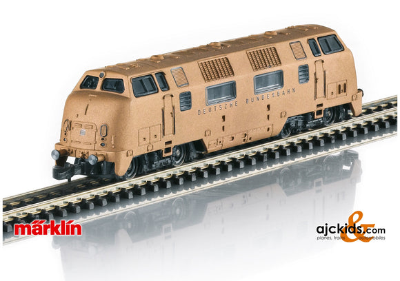 Marklin 88207 - Class V 200 Diesel Locomotive in Real Bronze