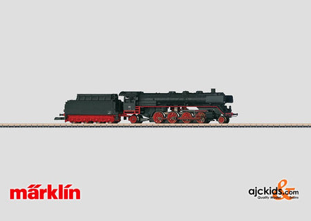 Marklin 88273 - Fast Freight Locomotive with a Tender