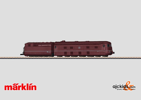 Marklin 88507 - Class 05 Streamlined Steam Locomotive with a Tender (Insider)