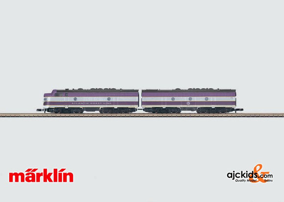 Marklin 88604 - Double Unit Diesel Electric Locomotive