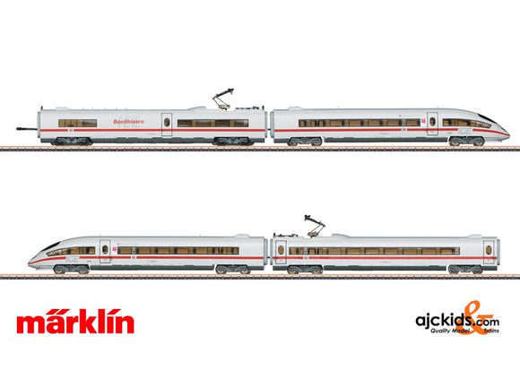 Marklin 88715 - ICE 3 406 MF High Speed Powered Rail Car Train