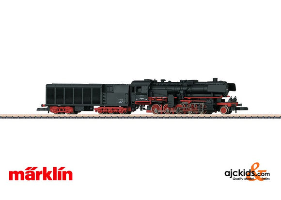 Marklin 88830 - Heavy Freight Locomotive with a Condensation Tender