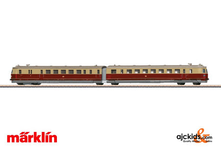 Marklin 88874 - DR SVT 137 Powered Salon Rail Car
