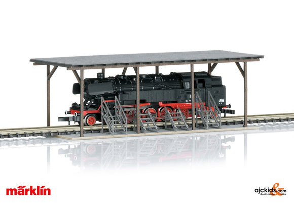 Marklin 88889 - Class 85 Steam Locomotive with canopy