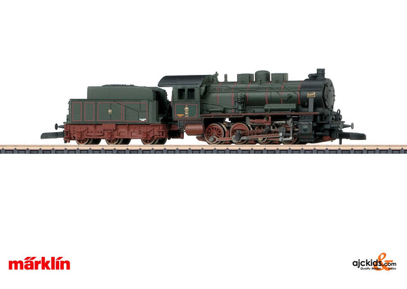 Marklin 88985 - Class G 8.1 Steam Locomotive