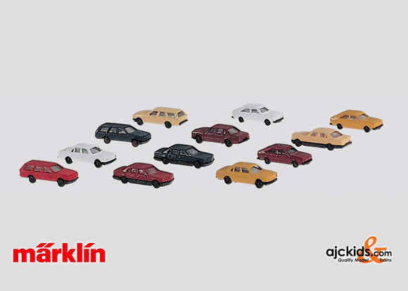 Marklin 8904 - Automobile Set Kit
