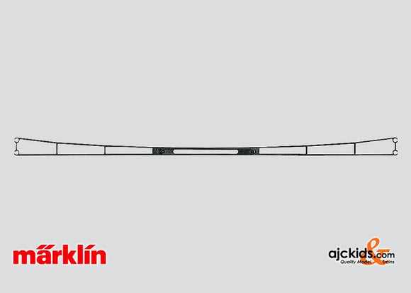 Marklin 8923 - Catenary Wire Section (10)