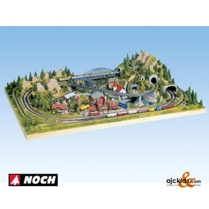"Noch 85880 - ""Cortina"" Layout Z-Scale"
