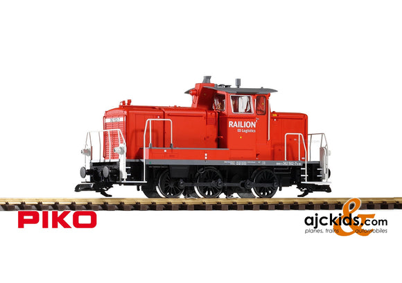Piko 37523 - DB Railion VI BR365 Switcher, Red