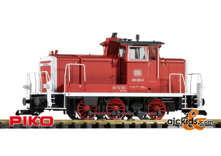 Piko 37525 - DB IV BR 360 Diesel, Red