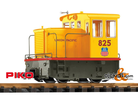 Piko 38504 - Union Pacific 25-Ton Diesel, Battery R/C